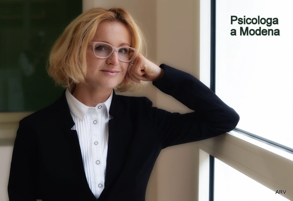 Agata Rakfalaska - Psicologa-Psicoterapeuta Breve Strategica