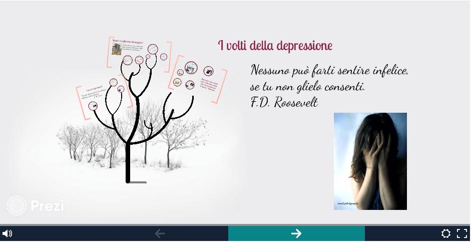 I volti dell depressione - Agata Rakfalska